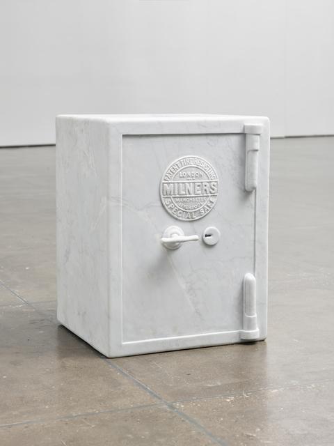 , 'Safe #5,' 2015, Eli Klein Gallery