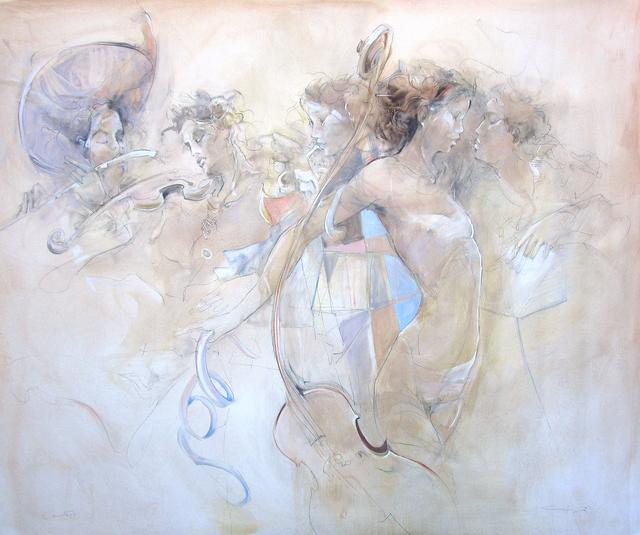 , 'Concerto,' 2016, Gallery K.A.G.