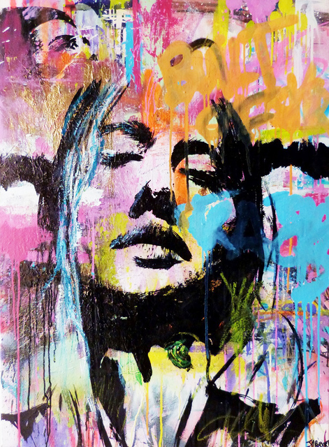 JM Robert, 'Tout reste a dire', 2013, Painting, Art Supermarket