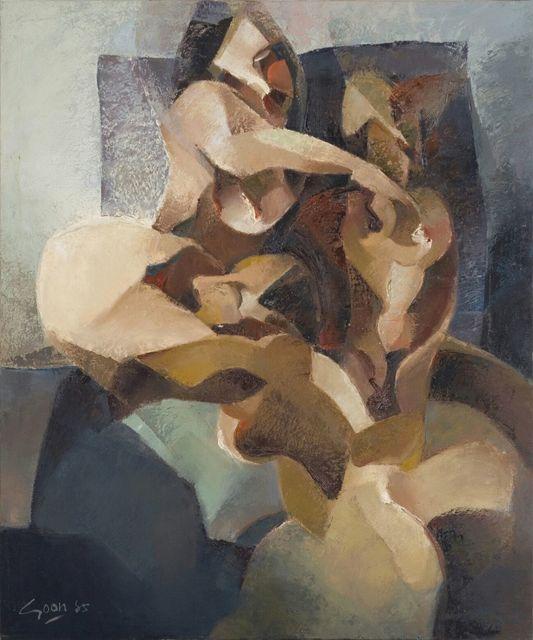 , 'Trinity Nude,' 1985, Art Asia X