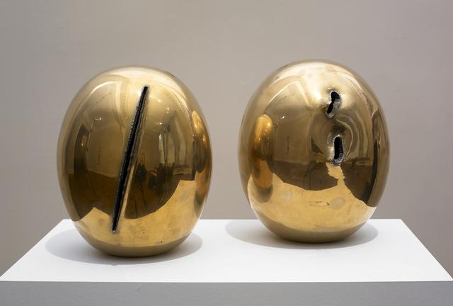 """, 'Concetto Spaziale """"Natura 1967"""",' 1967, Vivian Horan Fine Art"""