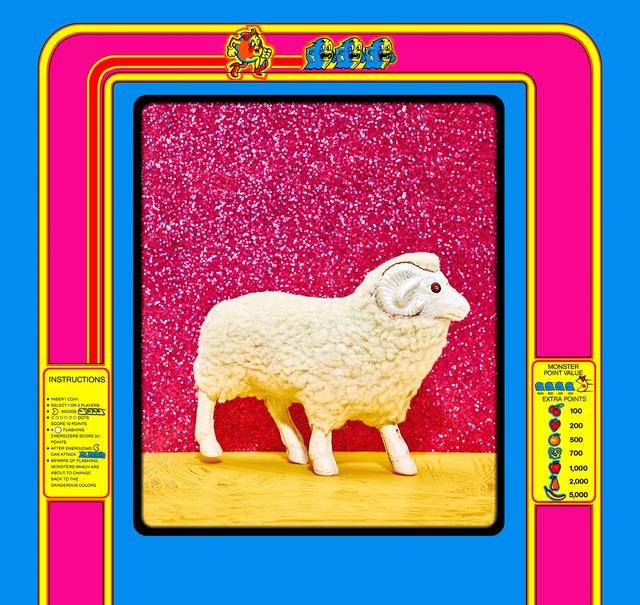, 'Lamb of God,' 2016, De Soto Gallery