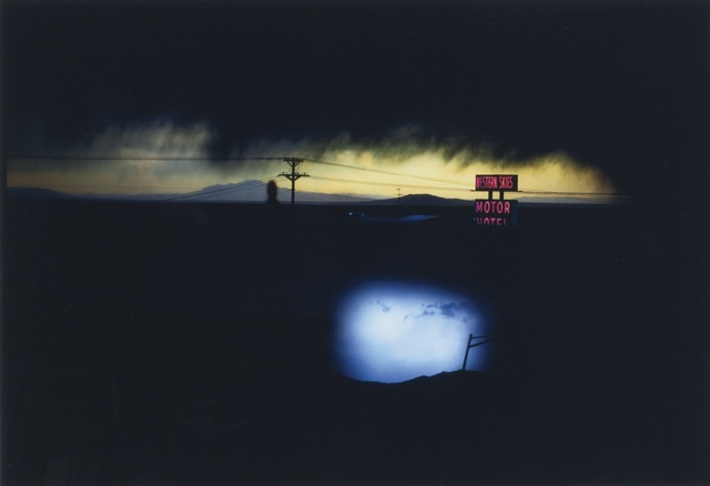 , 'Western Skies Motel, Colorado, USA,' 1978, Atlas Gallery