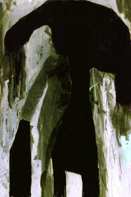 , 'Autoportrait recyclé #1,' 2011, Galerie Christophe Gaillard