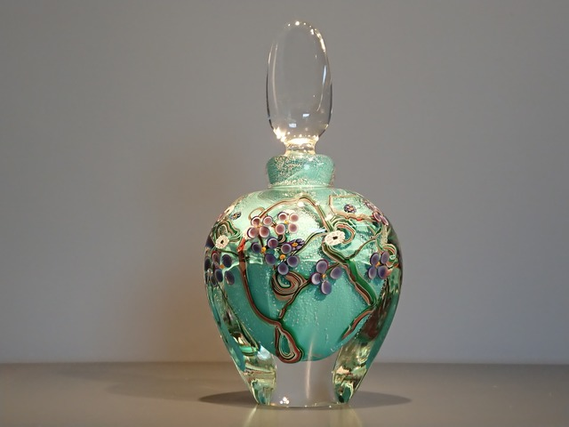 , 'Wildflower Perfume Bottle ,' 2019, The Majlis Gallery