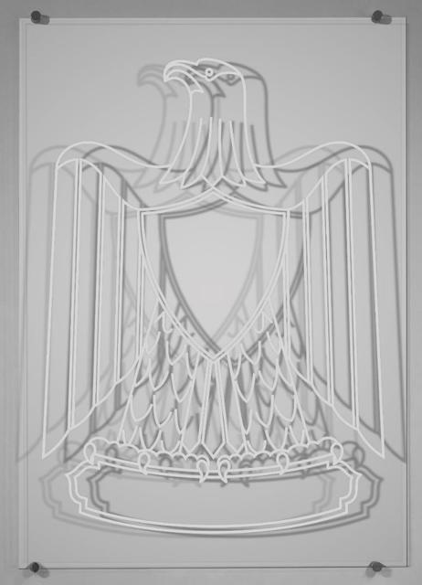 , 'Iraq's Eagle,' 2016, Octavia Art Gallery