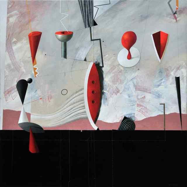 , 'Guard of honor,' 2018, Vanda Art Gallery