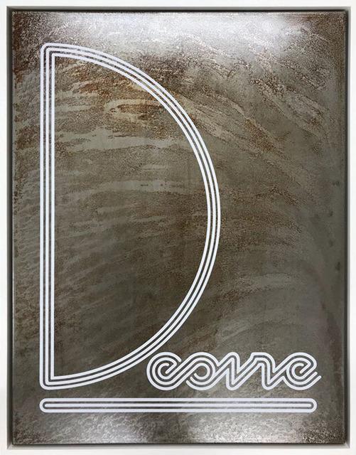 , 'Desire,' 2018, StolenSpace Gallery