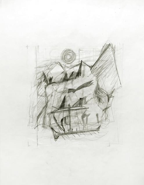 , 'Tutorial Sketcher Homer,' 1944, Mark Borghi Fine Art