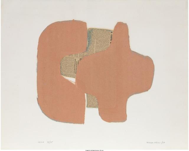 Conrad Marca-Relli, 'Ibiza I', 1968, Heritage Auctions