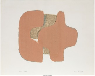 Conrad Marca-Relli, 'Ibiza I,' 1968, Heritage Auctions: Valentine's Day Prints & Multiples