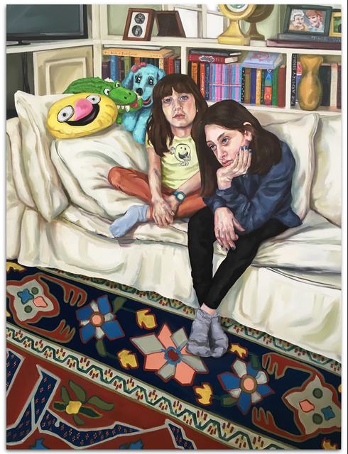 , '4:00pm,' 2016, Anna Zorina Gallery