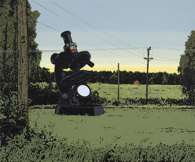 , 'Visions at a Short Distance,' 2009, Galerie Laurent Godin