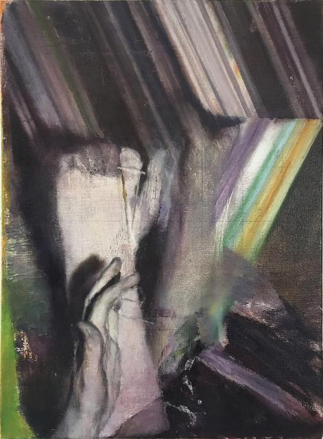 , 'Kult VII,' 2016, Parafin