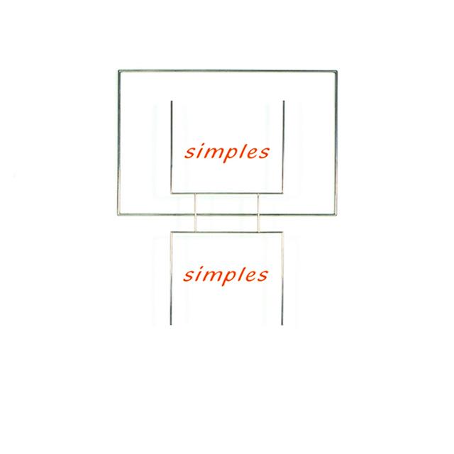 , 'Simples, Simples,' 2004, Galeria Raquel Arnaud