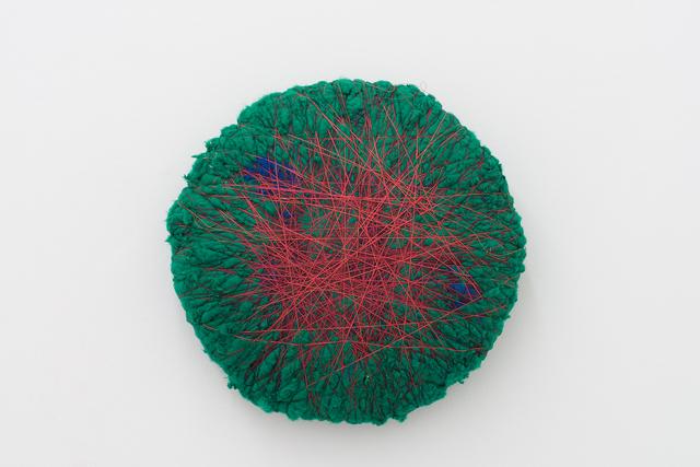 , 'Soft Stone Fiber Sculptures,' 2016, Galleria Massimo Minini