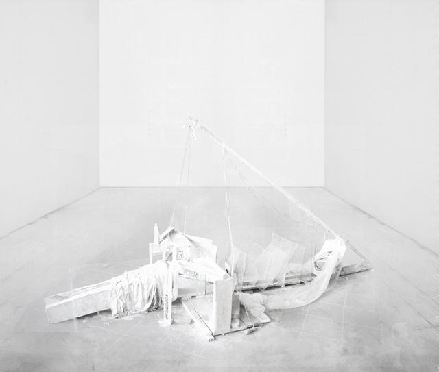 , 'Autodafè,' 2017, Raffaella De Chirico