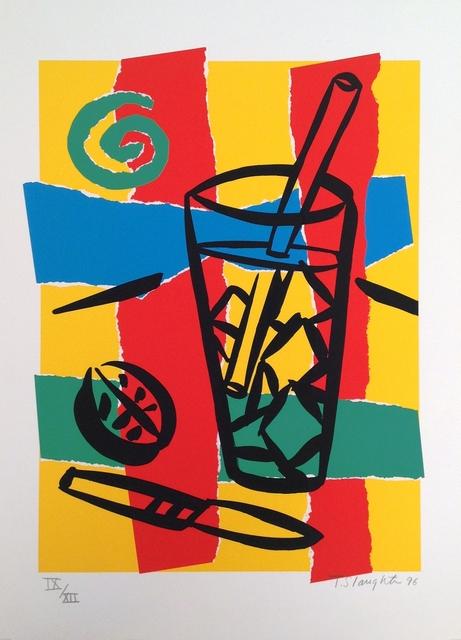 , 'Ice Tea & Soda (two pieces),' 1996, Galerie Klaus Benden