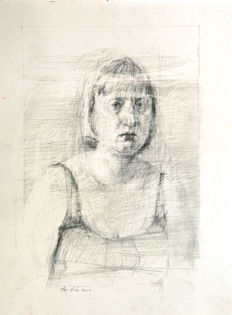 Ann Gale, 'Jennifer', 2012, Dolby Chadwick Gallery