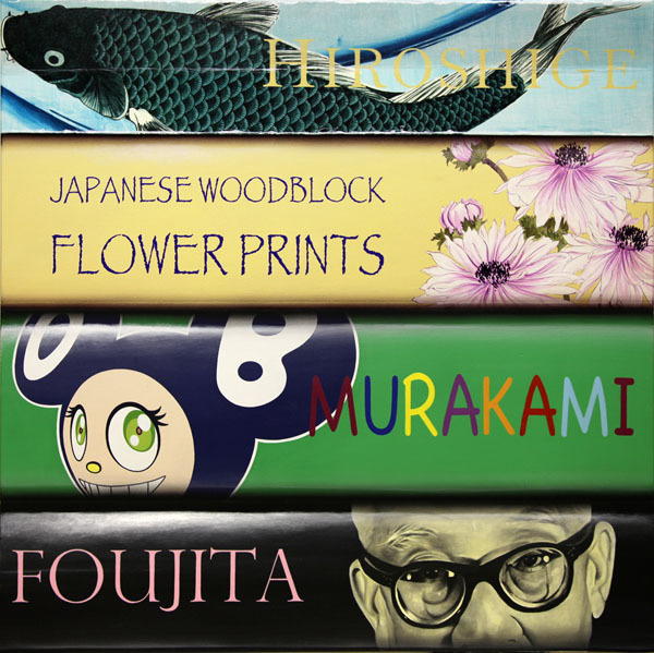 Paul Béliveau, 'Vanitas 11.04.04: Japanese Woodblock', Plus One Gallery