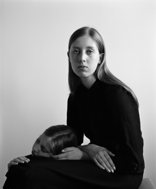 , 'Dora and Vera,' 2016-2017, Galerie Les filles du calvaire