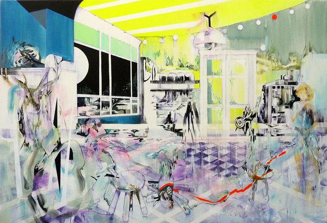 , 'La répétition de Diane,' , Emmanuelle G Gallery