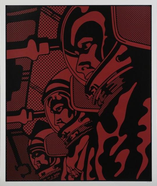 , 'Astronauta Vermelho,' 1970, Arte Fundamental