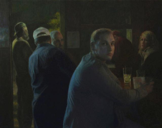 , 'The Stranger,' , Zenith Gallery