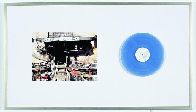 , 'Broken Record / Self Portrait ,' 2005, Elgiz Museum