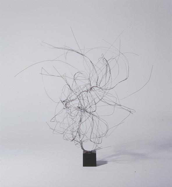 , 'Raumplastik,' 1960, Aurel Scheibler