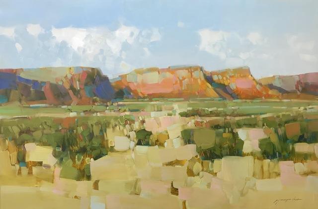 Vahe Yeremyan, 'Desert View', 2019, Vayer Art