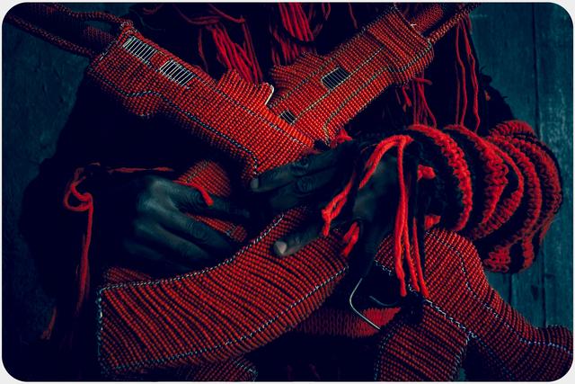 , 'U-Sathane Obomvu 8,' 2016-2019, The Rendon Gallery