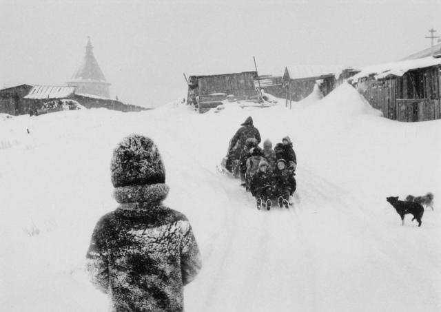 , 'Solovki, White Sea, Russia,' 1992, photo-eye Gallery