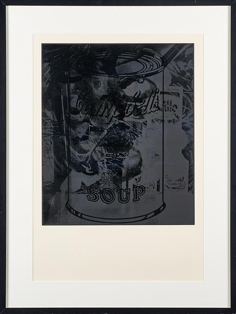 "Andy Warhol, 'Untitled 12 from ""For Meyer Schapiro""', 1974, Rago"