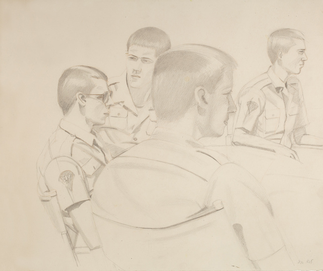 , 'Soldiers,' 1981, Richard Gray Gallery