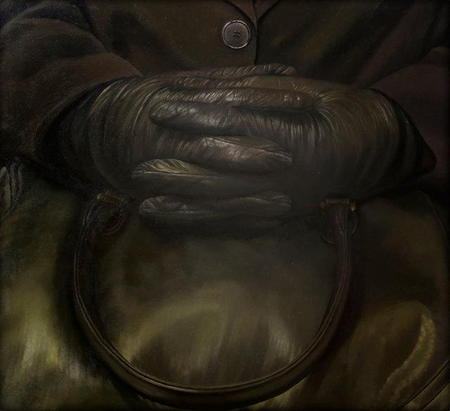 , 'Clasped,' 2013, Peter Freeman, Inc.