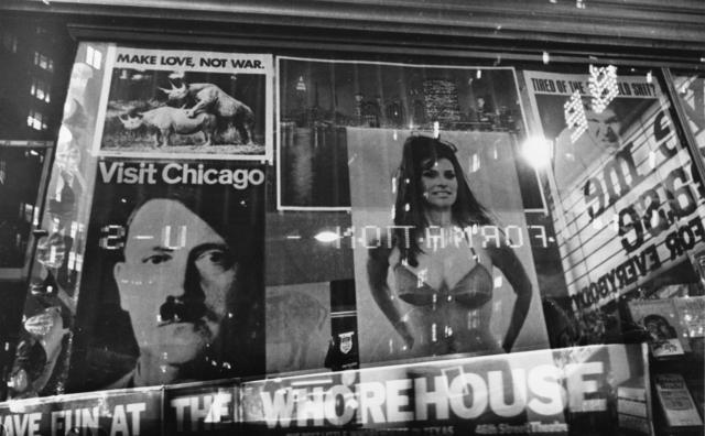 , 'New York City, 1970 & 1981,' 1970 & 1981, Deborah Bell Photographs