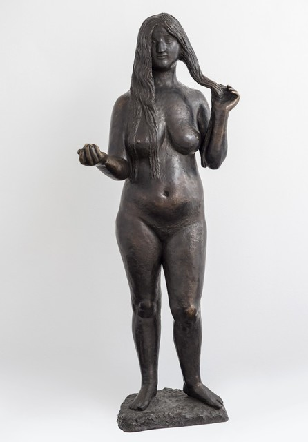 , 'Thuringian Venus,' 1930 / lifetime cast 1952, Galerie Thomas