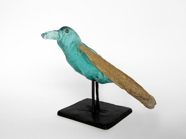, 'WOODEN SCUT,' 2018, Heller Gallery