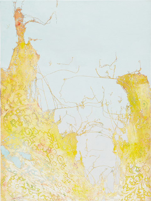 Mark Flood, 'Lover's Leap', 2007, Painting, Acrylic on canvas, laid on board, Phillips