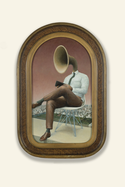 , 'The Spin Doctor,' 2015, May Space