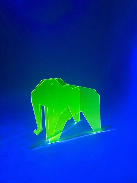 , 'Elefanto,' 2018, Avenue des Arts