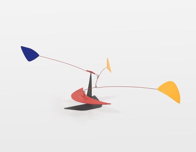 Alexander Calder, 'Low Three Feathers', 1967, Galerie Thomas