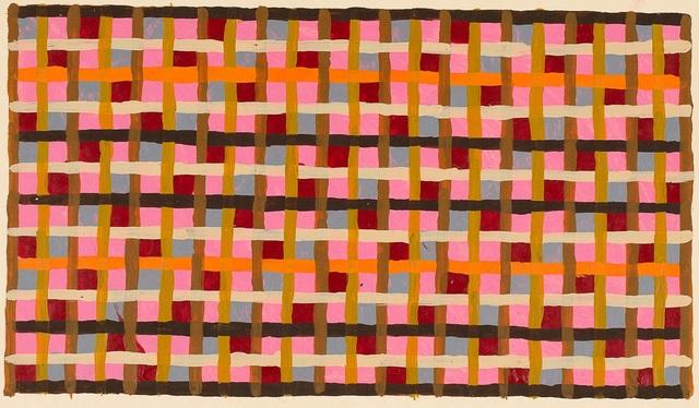 , 'Linear Weave Study,' , Gallery Wendi Norris