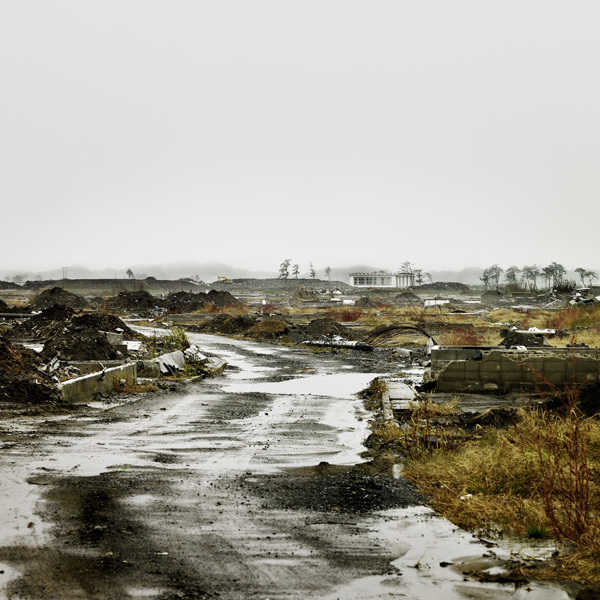 """Denis Rouvre, 'LOW TIDE """"city of Onagawa""""', 2012, Gallery 32"""