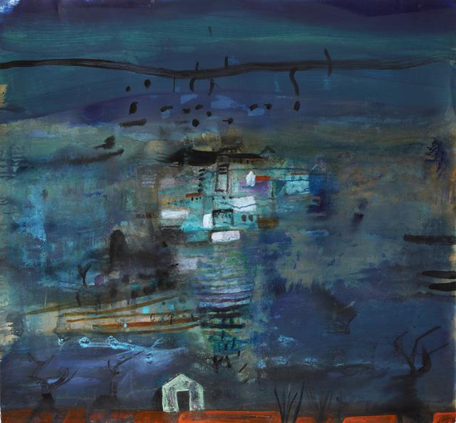 Barbara Rae, 'Night - Lanjaron', Portland Gallery