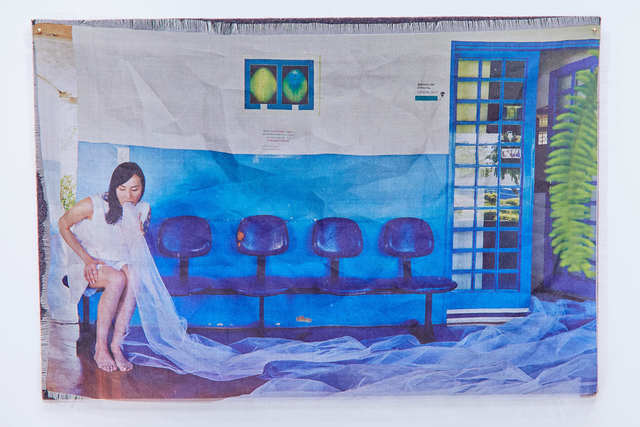 , 'Viaticum II,' 2015-2016, Jenn Singer Gallery