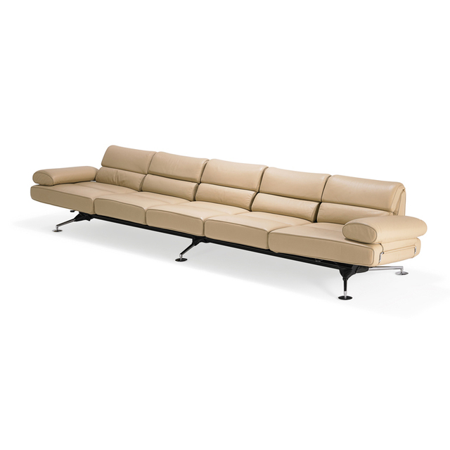 Thomas Althaus, 'Adjustable sofa (DS 470), Switzerland', Rago