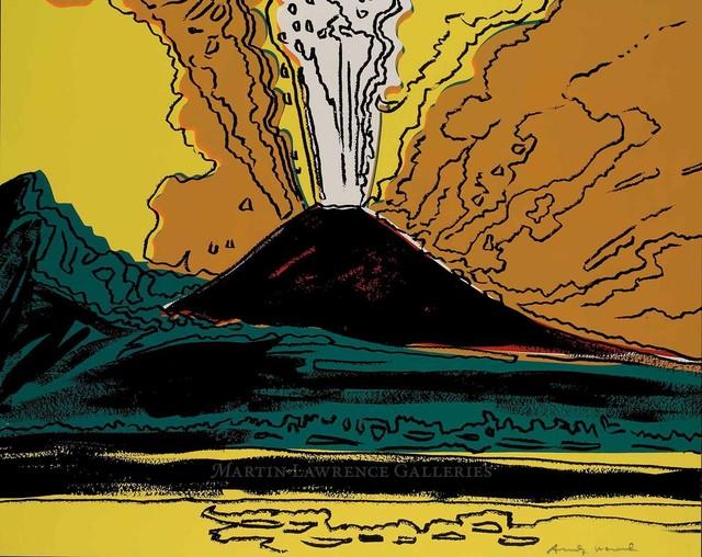 , 'Vesuvius, 1985 (#365),' 1985, Martin Lawrence Galleries