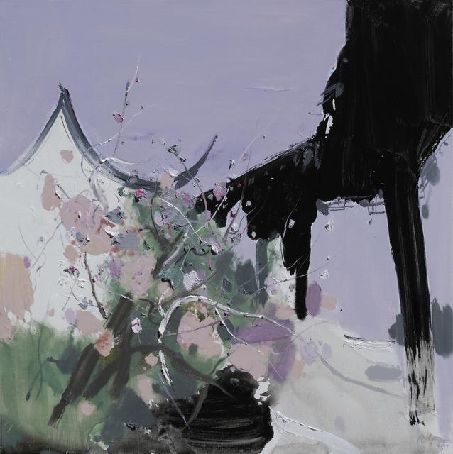 , 'Silhouette Among Plum Blossoms 疏影梅琳,' 2019, iPreciation